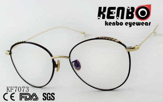 High Quality Metal Optical Glasses Ce FDA Kf7073