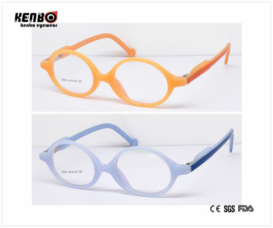 High Quality Optical Frame for Kids, Anti-Radiation Glasses Kc440