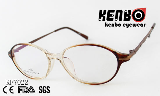 High Quality PC Optical Glasses Ce FDA Kf7022