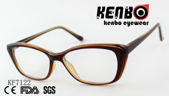 High Quality PC Optical Glasses Ce FDA Kf7122