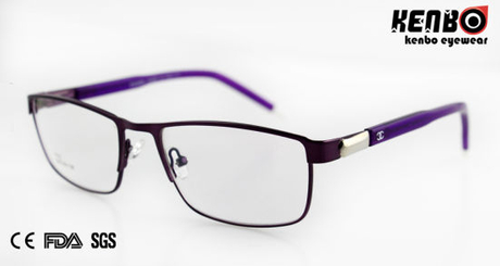 High Quality Metal Optical Glasses CE FDA Kf5075