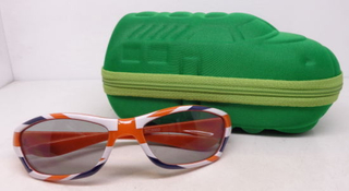 Cloth Case with Car Shape for Kid′s Sunglasses