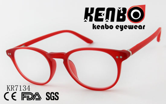 Colourfull Paint Choices Presbyopia Glasses for Unisex Kr7134